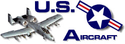 United States: Aircraft developed by the USA