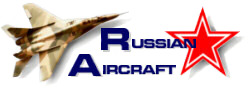 Russia: Aircraft developed by Russia/USSR