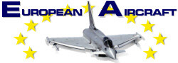 Europe: Aircraft developed by countries in Europe