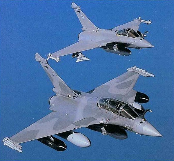 MILAVIA Aircraft