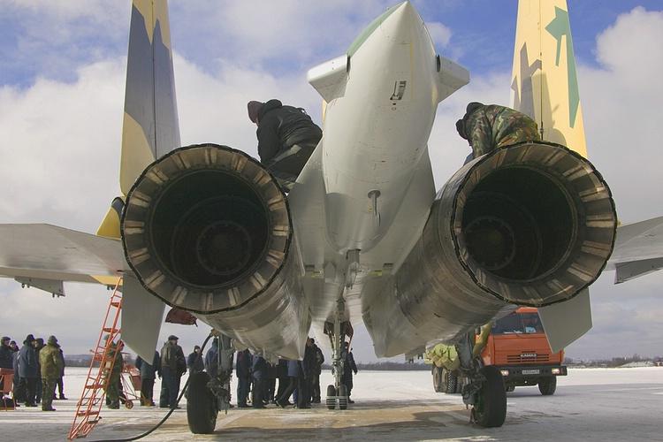 Chasseur Su-35BM  Su-35-901_13
