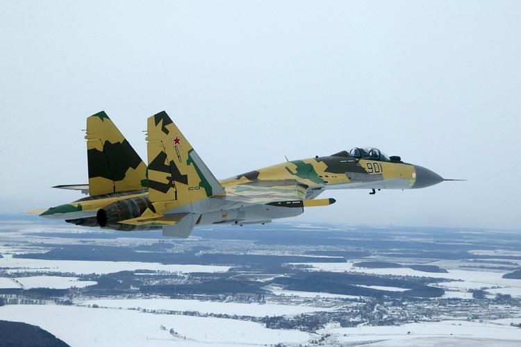 Chasseur Su-35BM  Su-35-901_3