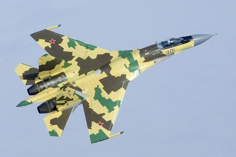 Chasseur Su-35BM  Su-35-901_4