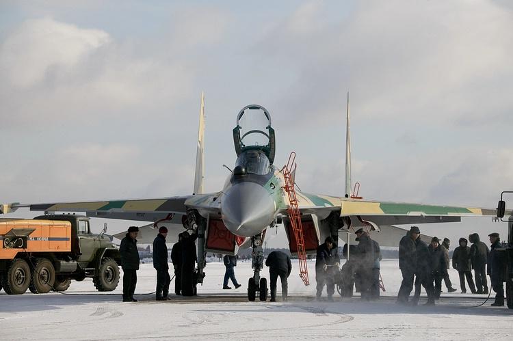 Chasseur Su-35BM  Su-35-901_8