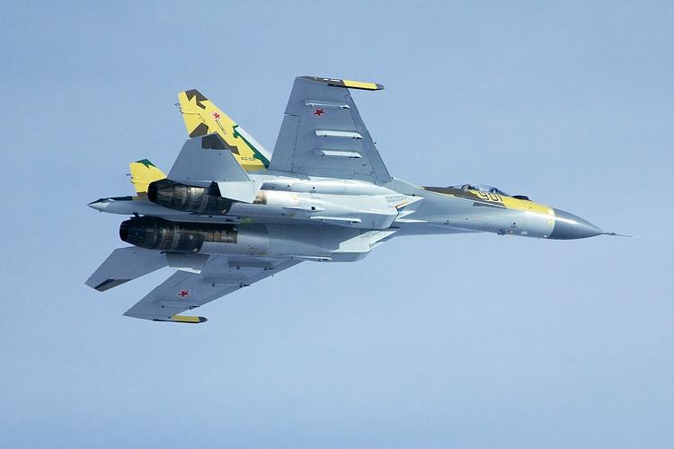Chasseur Su-35BM  Su-35-901_9