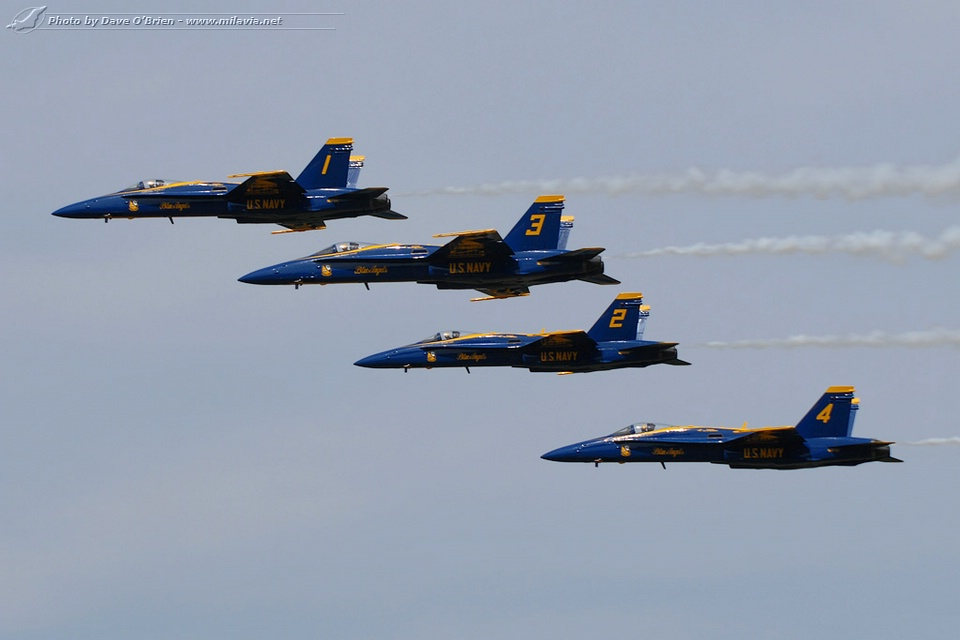 Watch How to View a Blue Angels Airshow video