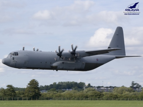 RAF Hercules Wallpaper