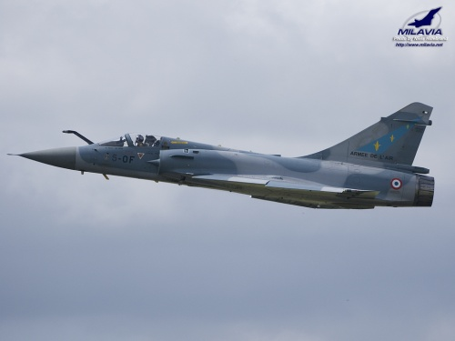 AdlA Mirage 2000 Solo Display Wallpaper