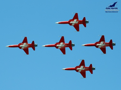 Patrouille Suisse Wallpaper