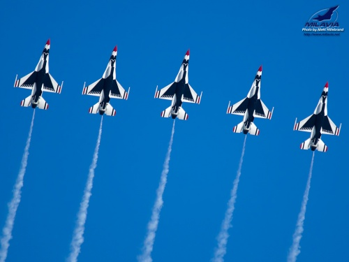 Milavia gt downloads gt wallpapers gt usaf thunderbirds last updated 14