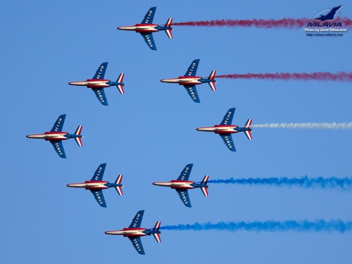 Patrouille de France Wallpaper