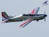 RAF Tucano Display Team 2011