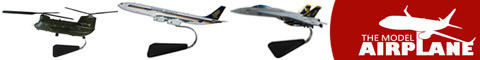 Model Aircraft, including Commercial and Military Jets Planes and Scale Craft - Handcrafted and handmade Wooden Models.