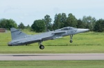Gripen E takes off for the first time
