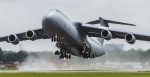 Lockheed Martin delivered the 52nd and final C-5M Super Galaxy strategic transport modernized under the U.S. Air Force's Reliability Enhancement and Re-engining Program (RERP) on Aug. 2, 2018 at the company's Marietta, Georgia, facility.