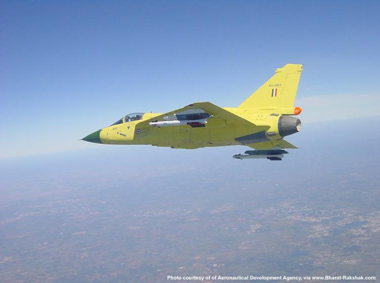 MILAVIA - Aircraft - ADA/HAL Light Combat Aircraft (