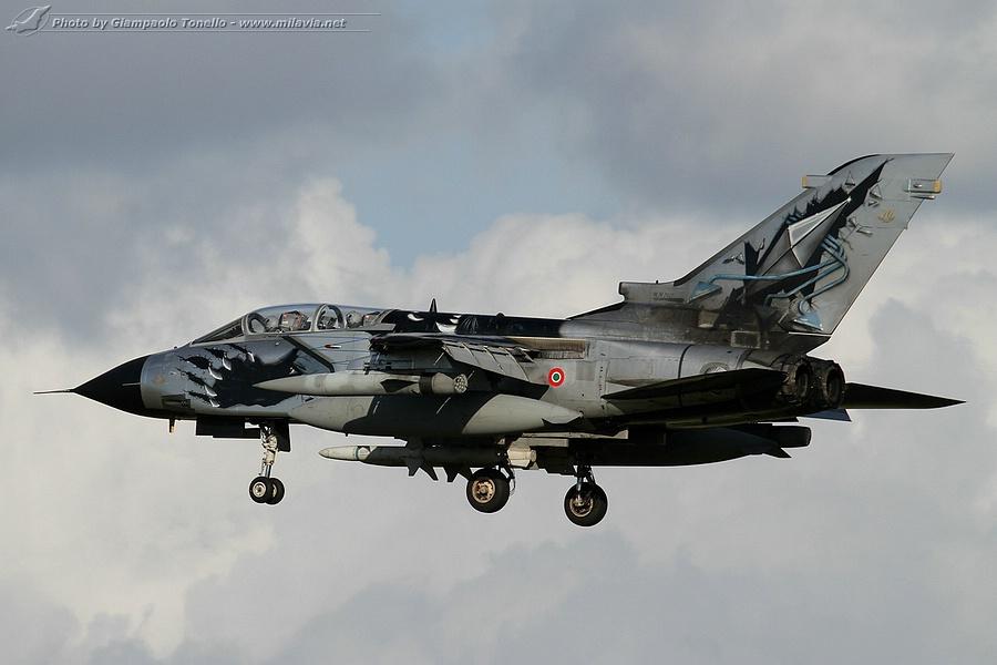 Exercise Vega 2010 Decimomannu Tornado Ids Harm Mm7027