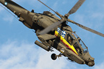 Hellenic Army AH-64 Apache Pegasus Demo @ AFW15
