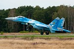 BAF Days 2018 featuring the Ukrainian Air Force Su-27
