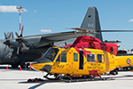 RCAF 8 Wing Transport and Rescue Aircraft
