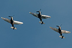Bremont Horsemen Spitfires @ Flying Legends 2013