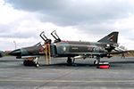 F-4F Phantom seen early in its German Air Force career