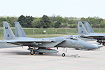RSAF F-15 Eagles in France