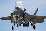 USMC F-35B Lightning II Demo @ MCAS Yuma Air Show 2019