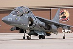VMAT-203 will continue training Harrier pilots and personnel until FY22